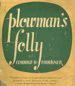 Plowman's Folly dust jacket