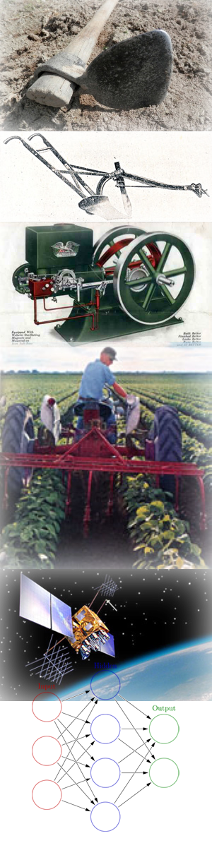 montage technology revolutions in agriculture